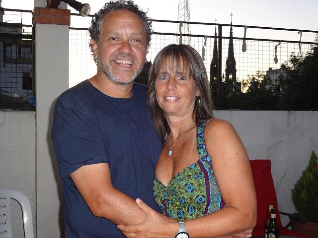 Aitue quienes somos, Veronica e Isidro